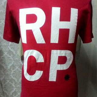 RHCP Red Hot Chilli Pepper Shirt