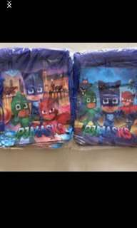 Pj mask drawstring bag Instock brand new pm me For Bulk purchase
