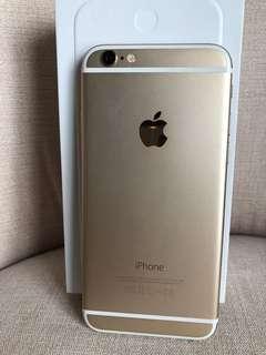 Iphone 6 - 64 Gb Gold (NET)