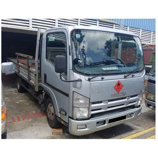 $120 Manual Diesel Lorry for Rent | 9880 6776