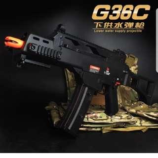 Yi tai g36c water crystal blaster