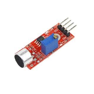 Microphone Sensor High Sensitivity Sound Detect Voice Module For Arduino