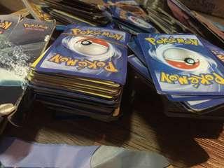 Kartu mainan Pokemon dll