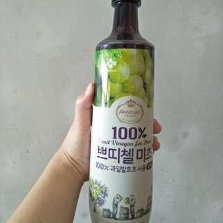 韓國白葡萄果醋