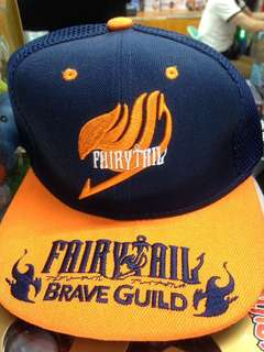 FairyTail Cap
