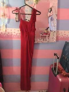DRESS PESTA // BRIDESMAID