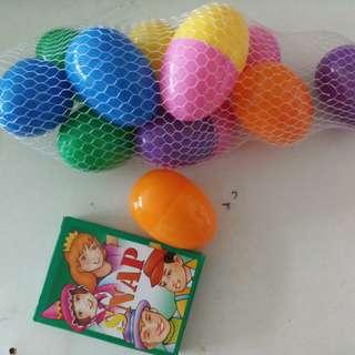 Easter eggs (s)