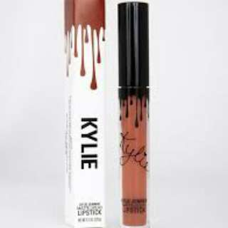Kylie dolce k liquid lip