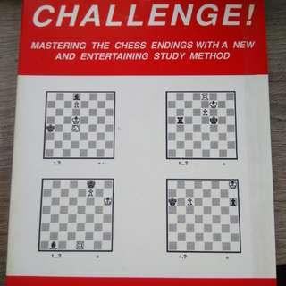 Endgame Chess Challenge! By Senior Master John Hall