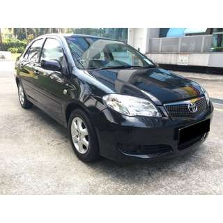 23/03-26/03/2018 TOYOTA VIOS ONLY $180.00 (P PLATE WELCOME)