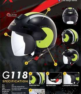 Helmet G118
