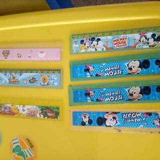 Children's rulers
