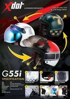 Helmet G55i