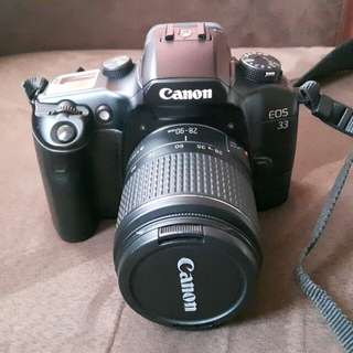 Canon 33 for sale