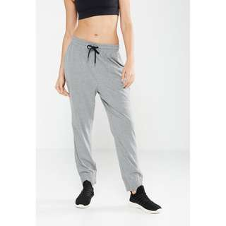 BNWT Cotton On Lightweight Track Pant in Charcoal Marle