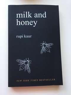Milk & Honey by Rupi Kaur
