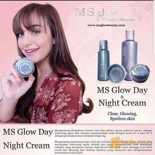 Ms glow paket skin care