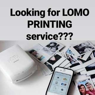 Lomo Printing / Polaroid / Instax