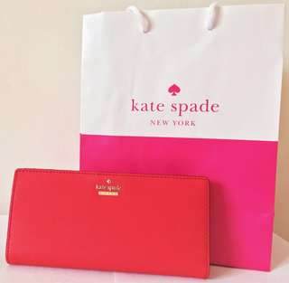 KATE SPADE Cameron Street Large Stacy in Prickly Pea