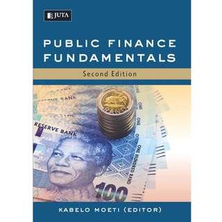 Public Finance Fundamentals 2nd edition
