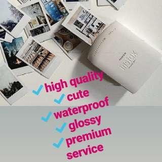 Lomo Printing / Instax / Polaroid