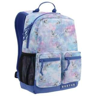 BURTON YOUTH GROMLET BACKPACK - OLAF FROZEN PRINT DISNEY