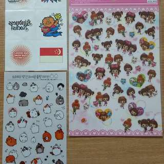 [Final] Stickers and Temporary Tattoo