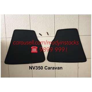 Nissan NV350 Van Front Door Magnetic Sun Shade / NV350 Accessories