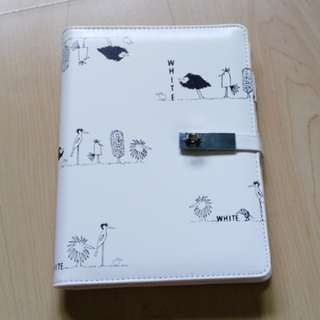 CAGiE Notebook & Passport Cover