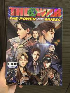 EXO The Power of Music 浄專