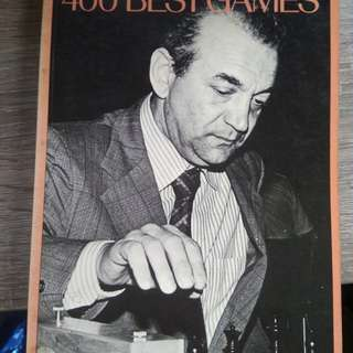 Korchnoi's 400 Best Games