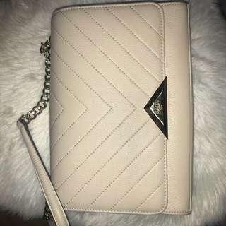 Karl Lagerfeld Beige Bag