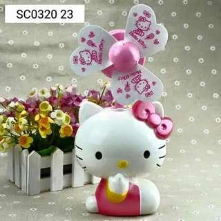 Hello Kitty USB Fan