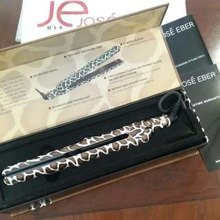 Brand New Jose Eber straightening iron That Can Curl Too!