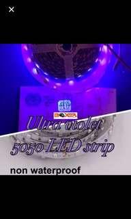 UV ultra violet LED Strip Light