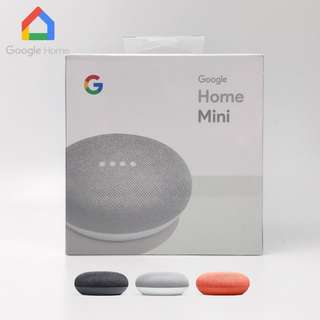 Google home mini (Chalk / Charcoal)