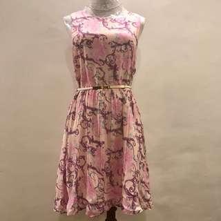 Insight Floral Dress