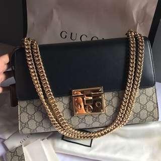 Gucci Padlock Mirror