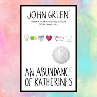 An Abundance of Katherines E-book • Google Playbooks & iBooks