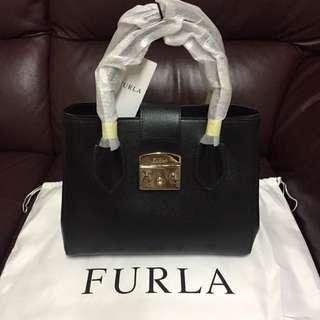 🇺🇸美國正品代購,香港🇭🇰現貨:Furla兩用包包!配有長帶!made in Italy