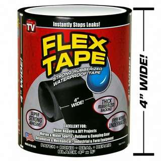 Flex tape isolasi ajaib