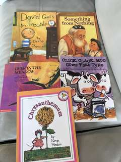 Children English books bundle