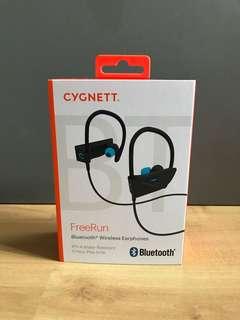 cygnett free run bluetooth wireless earphones