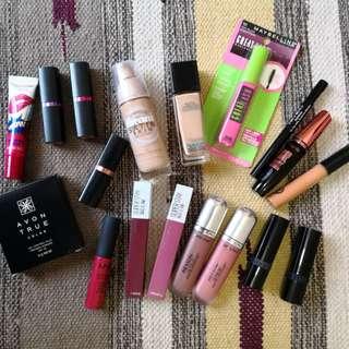 SUPER SALE!!! Makeups!