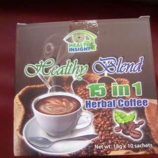 Healthy Blend 15in1 Herbal Coffee