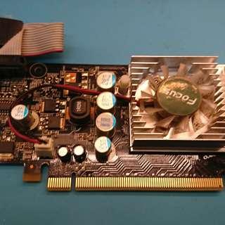 GeForcee 9300GS 256M DDR2 64Bit PCIE
