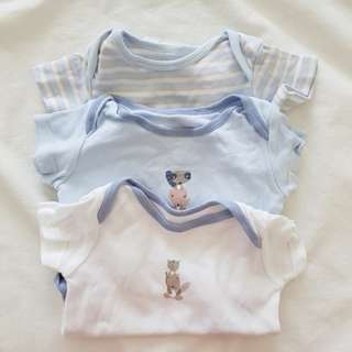 Mothercare Baby Romper