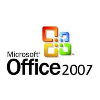 Microsoft Office 2007 Authentic (with DVD)