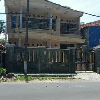 Dijual rumah di karang Hawu pelabuhan ratu