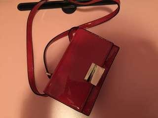 Karen Millen 紅色手袋 Clutch